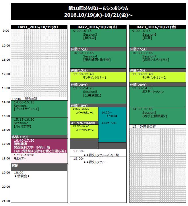 schedule 0927R